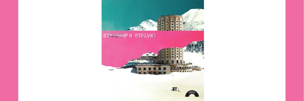 Cinevox Record pubblica il primo EP degli Starship 9