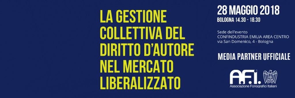 LA GESTIONE COLLETTIVA DEL DIRITTO D'AUTORE NEL MERCATO LIBERALIZZATO