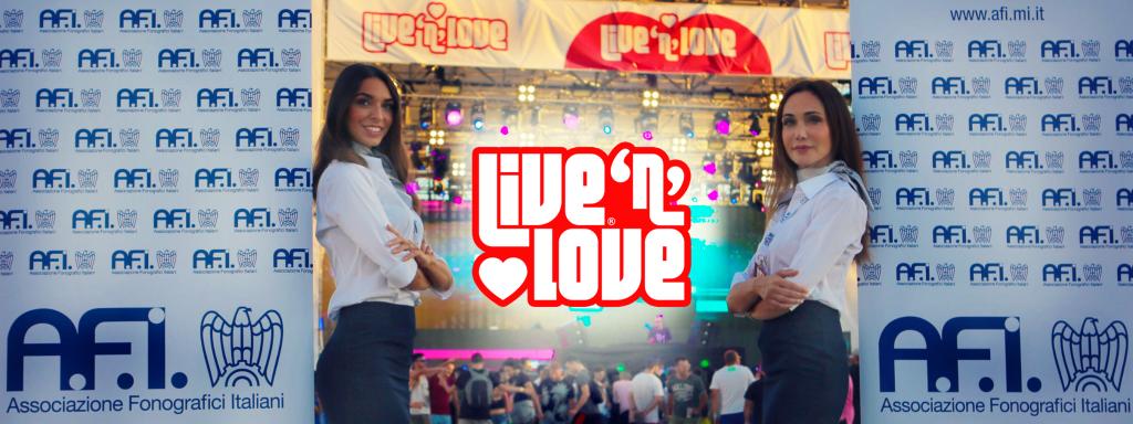 """Grande successo per la prima edizione di """"LIVE'N'LOVE 2018"""""""