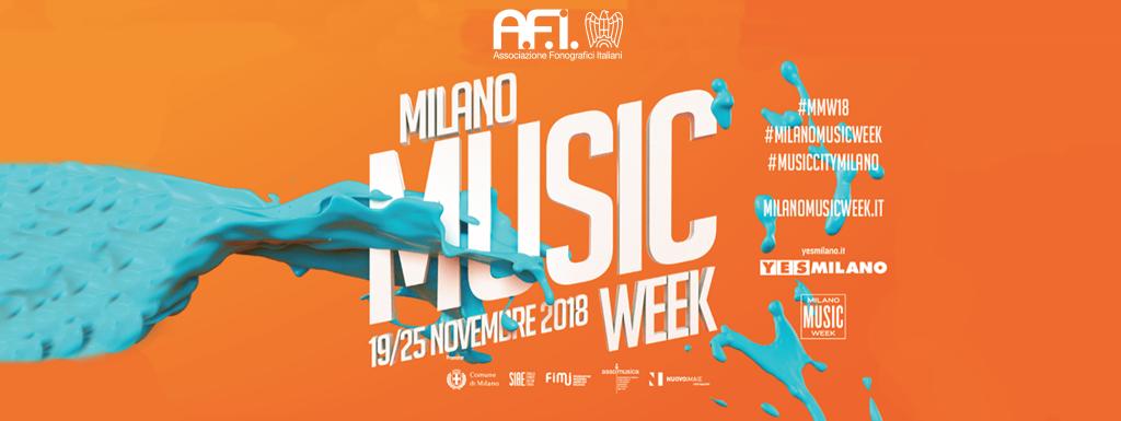 "L'AFI PARTNER DELLA ""MILANO MUSIC WEEK"""