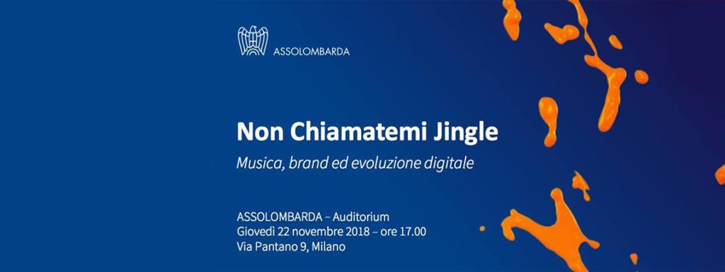 MMW 2018 | Non chiamatemi jingle – Musica, brand ed evoluzione digitale