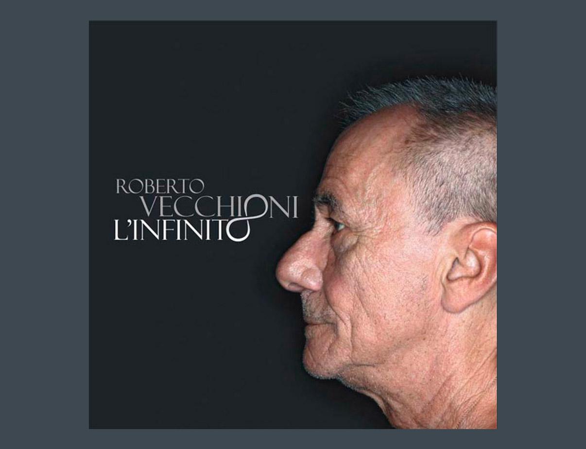 e0115ee3f11 L INFINITO DI ROBERTO VECCHIONI - Associazione Fonografici Italiani